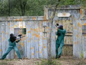 Paintball à Gérone Costa Brava